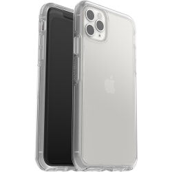 OtterBox Symmetry Series Clear Case for iPhone 11 Pro Max - For Apple iPhone 11 Pro Max Smartphone - Clear - Drop Resistant - Synthetic Rubber, Polycarbonate