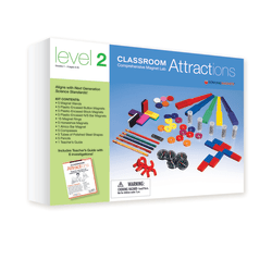 Dowling Magnets Classroom Attractions Kit, Level 2, Grades 1-3