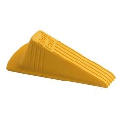 Master Caster® Giant Foot® Door Stop, Yellow
