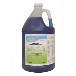 Rochester Midland Enviro Care® Neutral Disinfectant, 128 Oz Bottle