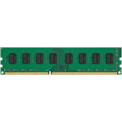 VisionTek 4GB DDR3 1600 MHz (PC3-12800) CL9 DIMM - Desktop - DDR3 RAM - 4GB 1600MHz DIMM - PC3-12800 Desktop Memory Module 240-pin CL 9 Unbuffered Non-ECC 1.5V 900383