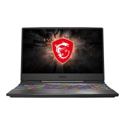 """MSI GP65 Leopard GP65 Leopard 10SEK-048 15.6"""" Gaming Notebook - Full HD - 1920 x 1080 - Intel Core i7 i7-10750H 2.60 GHz - 16 GB RAM - 512 GB SSD - Aluminum Black - Windows 10 - NVIDIA GeForce RTX 2060 with 6 GB"""