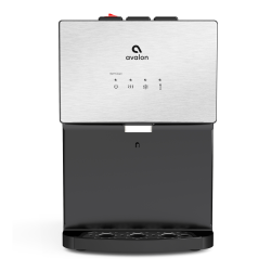 Avalon Premium 3 Temperature Self Cleaning Bottleless Countertop Water Cooler with Child Safety Lock- UL/Energy Star, Stainless Steel