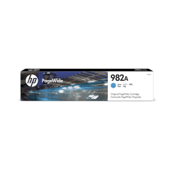 HP 982 Cyan Original PageWide Ink Cartridge (T0B23A)