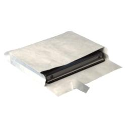 "Quality Park® Tyvek® Expansion Envelopes, 12"" x 16"" x 2"", 18 Lb, White, Carton Of 100"
