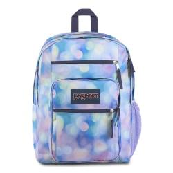 """JanSport® Big Student Backpack With 15"""" Laptop Pocket, City Lights"""