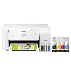Epson® EcoTank® ET-2720 SuperTank® Wireless Color Inkjet All-In-One Printer