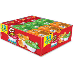 Pringles Variety Pack, Box Of 18 Tubs