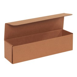 "Office Depot® Brand Corrugated Mailers, 3-1/2""H x 3-1/2""W x 13-1/2""D, Kraft, Bundle Of 50 Mailers"