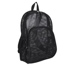 Eastsport Sport Mesh Backpack, Black