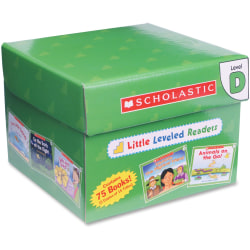 Scholastic Res. Little Level D Readers Printed Book - Scholastic Teaching Resources Publication - 2003 - Softcover - Grade K-2