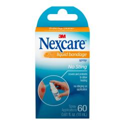 3M™ Nexcare™ No Sting Liquid Bandage