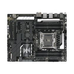 Asus WS C422 PRO/SE Workstation Motherboard - Intel Chipset - Socket R4 LGA-2066 - 512 GB DDR4 SDRAM Maximum RAM - LRDIMM, RDIMM, DIMM - 8 x Memory Slots - Gigabit Ethernet - 6 x USB 3.1 Port - 6 x SATA Interfaces
