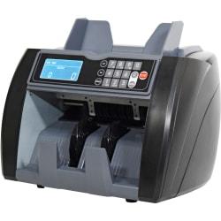 Steelmaster 4850 Bill Counter - 300 Bill Capacity - Counts 1200 bills/min - Sorts - coins/minBlack