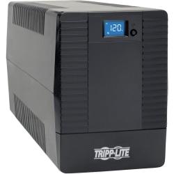 Tripp Lite UPS Smart Tower 1200VA 600W Battery Back Up Desktop AVR LCD USB - UPS - 12 A - AC 120 V - 600 Watt - 1200 VA - 1-phase - USB - output connectors: 8