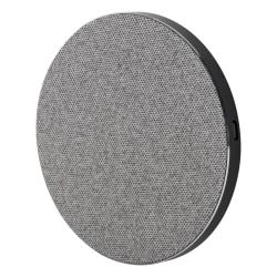 Ativa™ 10W Wireless Qi Charger, Gray, 45872