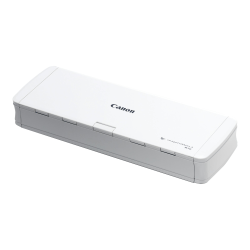 Canon imageFORMULA R10 - Document scanner - Contact Image Sensor (CIS) - Duplex - Legal - 600 dpi - up to 12 ppm (mono) / up to 9 ppm (color) - ADF (20 sheets) - up to 500 scans per day - USB