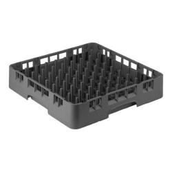 Cambro Camrack 8-Compartment 9 x 9 Peg Rack, Gray