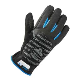 Ergodyne ProFlex 814 Thermal Utility Gloves, Medium, Black