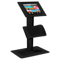 Mount-It! Anti-Theft iPad® Floor Stand, Black, MI-3770B