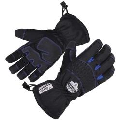 Ergodyne ProFlex 819WP Extreme Thermal Waterproof Gloves, Medium, Black