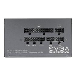 EVGA SuperNOVA 650 G3 Power Supply - Internal - 120 V AC, 230 V AC Input - 650 W / 3.3 V DC, 5 V DC, 12 V DC, 5 V DC, -12 V DC - 1 +12V Rails - 1 Fan(s)