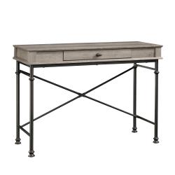 Sauder® Canal Street Console Desk, Northern Oak