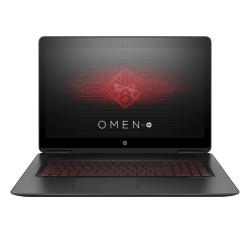 "HP OMEN 17-w210nr Gaming Laptop, 17.3"" Screen, Intel® Core™ i7, 8GB Memory, 1TB Hard Drive/128GB Solid State Drive, Windows® 10 Home, nVidia® GeForce™ GTX 1050 Ti"