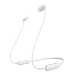 Sony WIC200 Wireless Earbuds, White