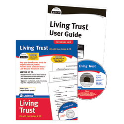 Adams® Living Trust Kit