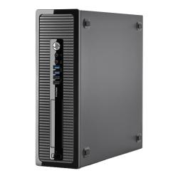 HP ProDesk 400 G1 Refurbished Desktop PC, Intel® Core™ i5, 8GB Memory, 120GB Solid State Drive, Windows® 10, RF610395