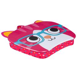 """LapGear Lap Pets Kids' Lap Desk, 11-5/16"""" x 14-1/2"""", Cat"""
