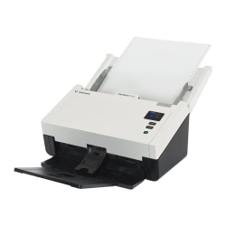 Visioneer Patriot D40 - Document scanner - CCD - Duplex - 9.49 in x 117.99 in - 600 dpi - up to 70 ppm (mono) / up to 70 ppm (color) - ADF (80 sheets) - up to 10000 scans per day - USB 2.0 - TAA Compliant