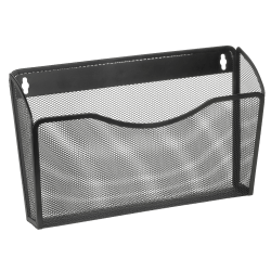 Brenton Studio® Black Mesh Wall Files, Letter Size