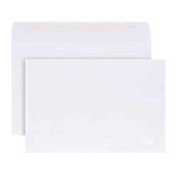 """Office Depot® Brand Booklet Envelopes, 6"""" x 9"""", White, Box Of 100"""