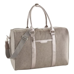 Cake Travel Duffel Bag, Gray