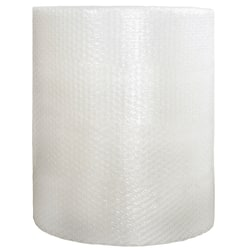"""Office Depot® Brand Bubble Roll, 5/16"""" x 48"""" x 375', Perf At 12"""""""