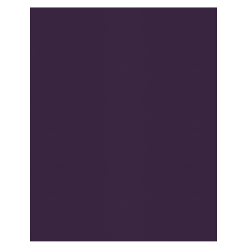 Office Depot® Brand 2-Pocket Paper Folders, Burgundy, Pack Of 25