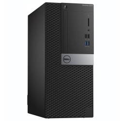 Dell™ Optiplex 5040 Refurbished Desktop, Intel® Core™ i7, 16GB Memory, 512GB Solid State Drive, Windows® 10, RF610684