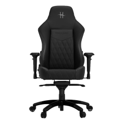 HHGears XL 800 PC Gaming Racing Chair With Headrest, Black