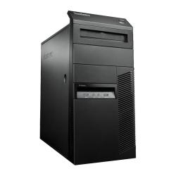 Lenovo® ThinkCentre® M93 Tower Refurbished Desktop PC, Intel® Core™ i3, 8GB Memory, 240GB Solid State Drive, Windows® 10, RF610495