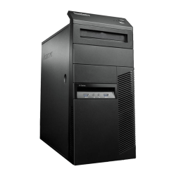 Lenovo® ThinkCentre® M93 Tower Refurbished Desktop PC, Intel® Core™ i7, 16GB Memory, 240GB Solid State Drive, Windows® 10, RF610505