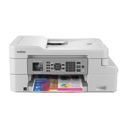 Brother® INKvestment Tank MFC-J805DW Wireless InkJet All-In-One Color Printer