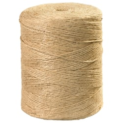 Office Depot® Brand Jute Twine, 3 Ply, 84 Lb, 5,000', Natural
