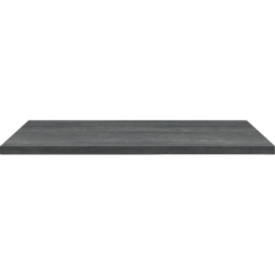 """HON® Between 36"""" Square Table Top, Gray"""