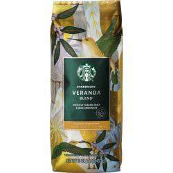 Starbucks® Veranda Whole Bean Coffee, 16 Oz Bag