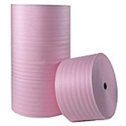 """Office Depot® Brand Antistatic Foam Rolls, 1/4"""" x 72"""" x 250', Slit At 6"""", Box Of 12 Rolls"""