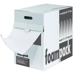 """Foam Roll Dispenser Pack, 1/16"""" x 24"""" x 350', Perf At 12"""""""