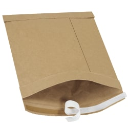 """Office Depot® Brand Kraft Self-Seal Padded Mailers, #2, 8 1/2"""" x 12"""", Pack Of 100"""