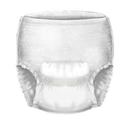 "Covidien SURECARE™ Protective Underwear, Extra Absorbancy, Medium, 34""-36"", Super, Pack Of 18"